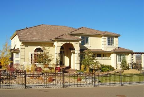 Oakwood Luxury Home in The Meadows at Castle Rock, CO