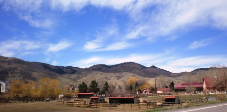 Ken Caryl Horse Stables. Colorado Lifestyle, wide range of home prices