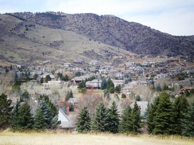 Close in Mountain Living at Ken Caryl in Littleton Colorado